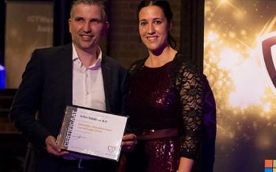 IeTee wint Award Zakelijke Dienstverlener