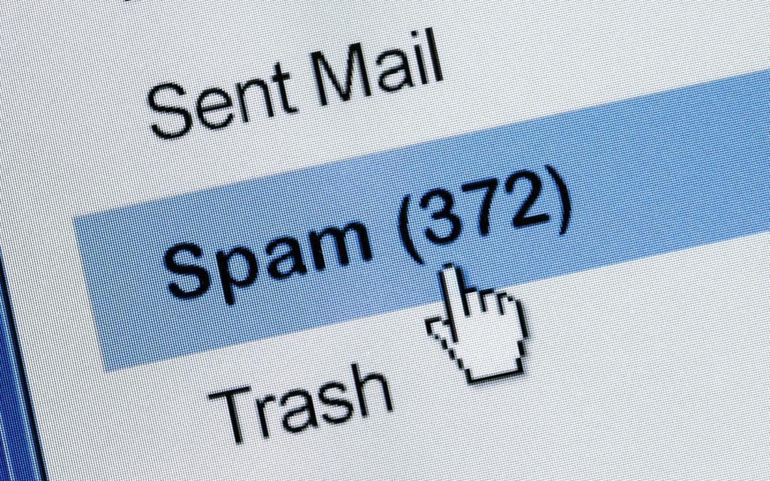 SPAM : Het onkruid van uw inbox